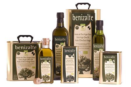 Alpujarra Olivenöl Bio-OlivenÖl aus Andalusien