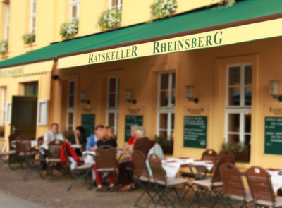 Ratskeller Rheinsberg