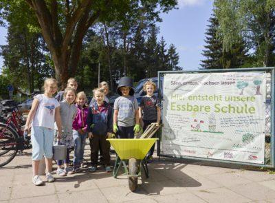 Essbare Schule Rheinsberg